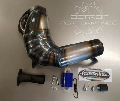 Booster creates a pipe for the Kraken Vekta exclusively for Detroit Performance RC