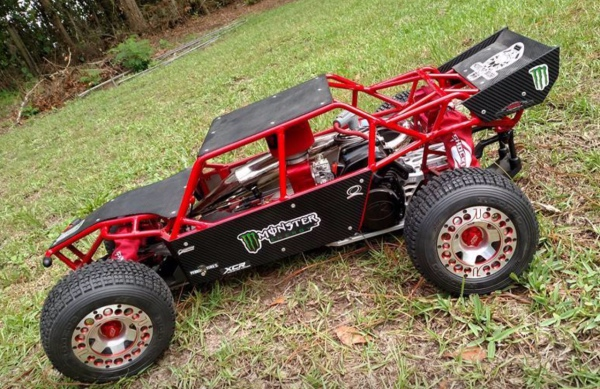 custom baja, knol atwood, detroit performance RC, Red Arrow USA, Red Arrow Super Mod