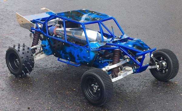 BRP tires,Bishop Racing Products, Custom Baja, Salvador Valle Baja, Detroit Performance RC