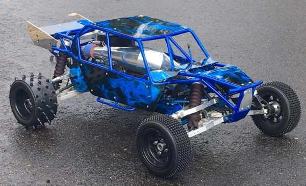 BRP tires,Bishop Racing Products, Custom Baja, Salvador Valle Baja, Detroit Performance RC
