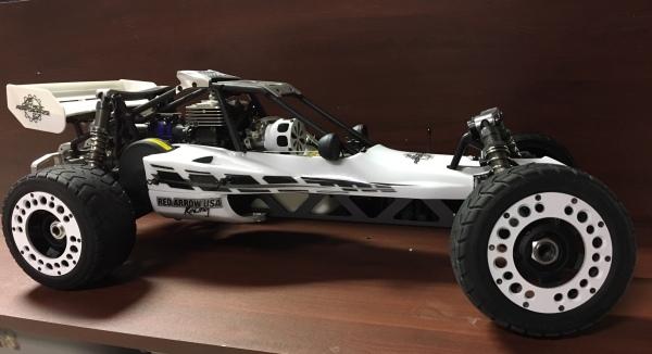 Custom HPI 5B by Detroit Performance RC