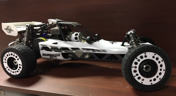 Custom HPI 5B by Detroit Performance RC