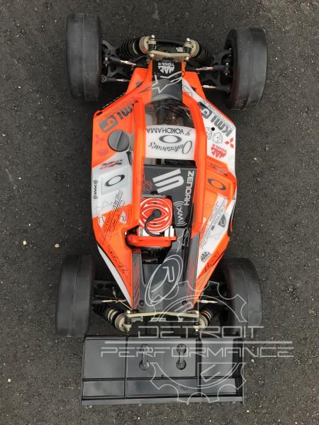 Supermod, Red Arrow, Custom 5ive B, Custom RC, Detroit Performance RC