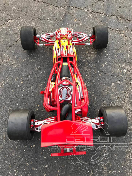 Detroit Performance RC custom baja