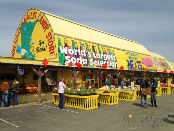 World's Largest Candy Store
