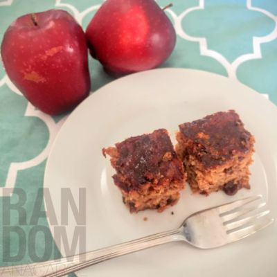 Healthy Apple Cake