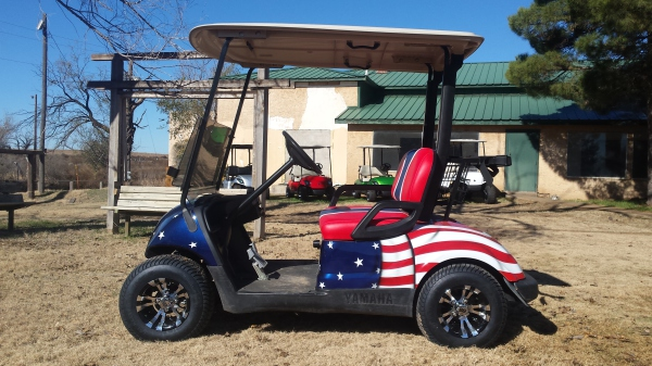 2013 Fuel Injected USA Gas $4995
