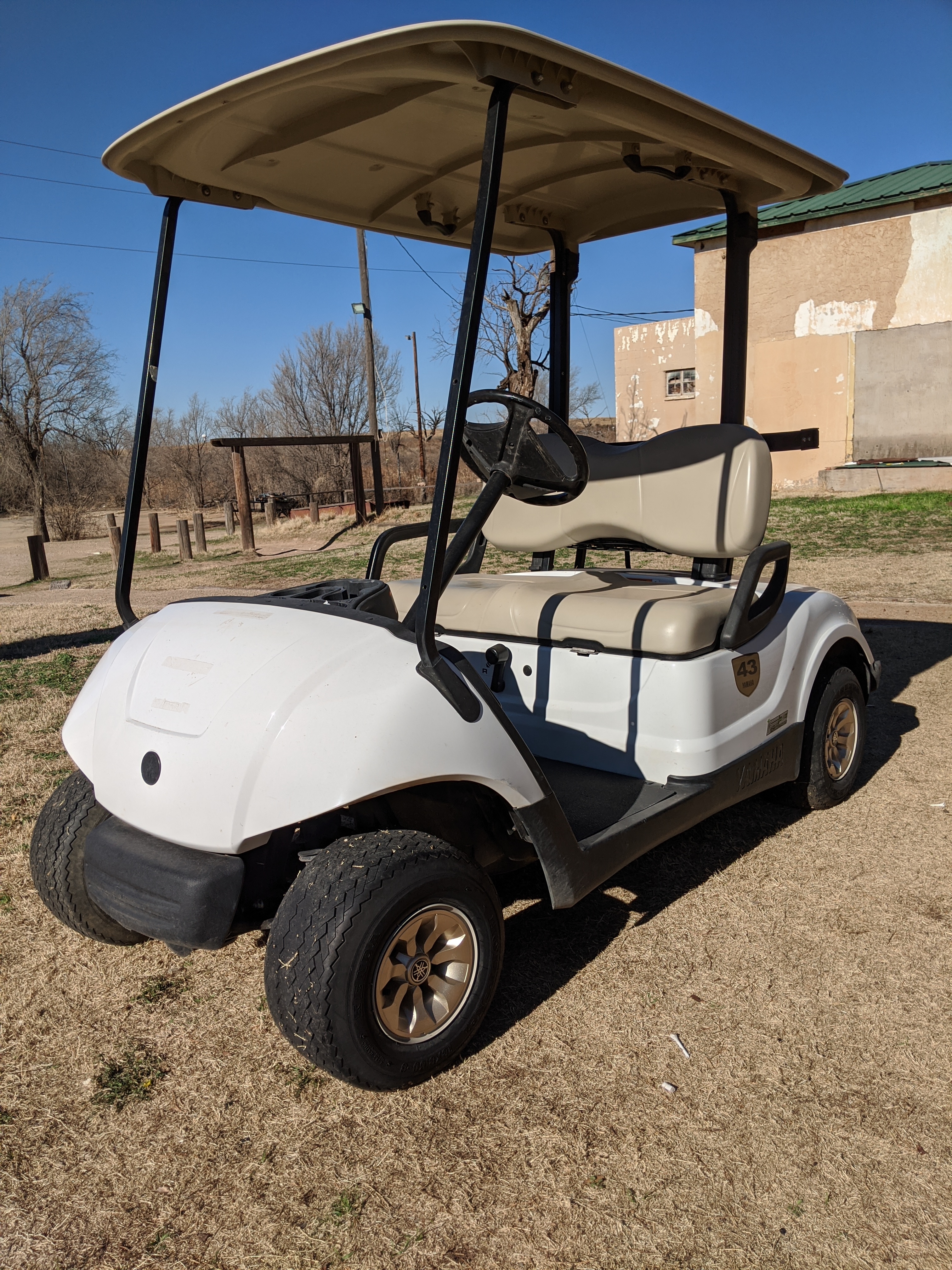 2015 Fuel Injected USA Gas $4995