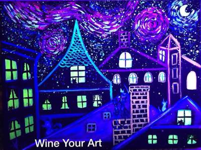 wine and paint, sip, design, art, wine, painting, kids painting class, canvas, parties, party, classes, class, studio, gallery, girl's night out, date, fun, your, kids, birthday, wine and paint, wine your art, painting class, girls night out, party, birthday parties, date, wine and sip, wine and design, Beaufort, south Carolina, fun, wine and pour, Lowcountry Paint Banquet, black light paint night, Blacklight Karaoke paint night, Anzhelika Vardi