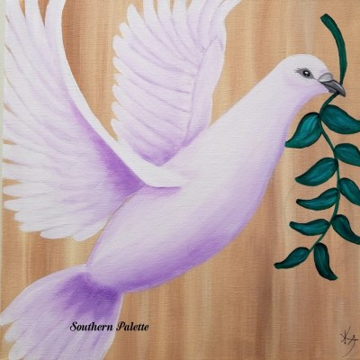 Dove of Peace-Level 2  $40