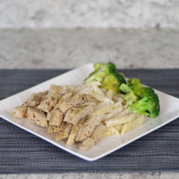 Shredded Meals Chicken Alfredo