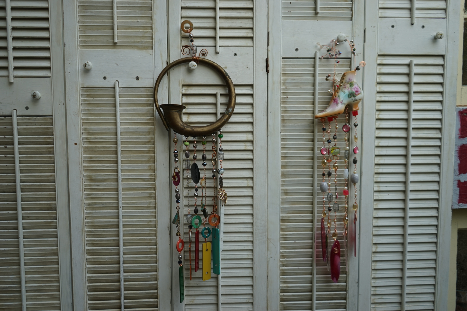 Unusual  Wind Chimes
