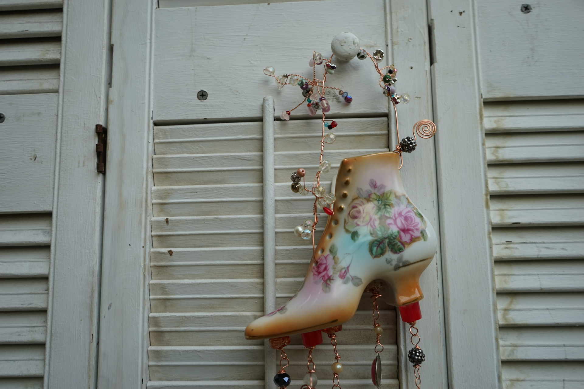 Shoe Wind Chime