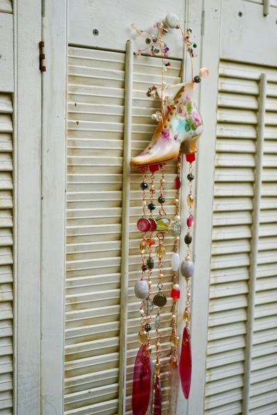 Shoe Wind Chime 1