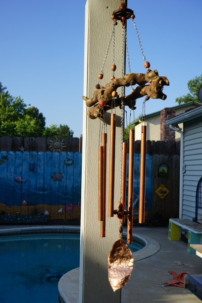 Commission Wind chime