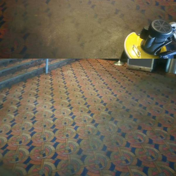 Movie Theater carpets