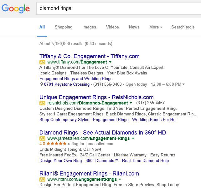 Google Search Is Eliminating The Right Hand Results