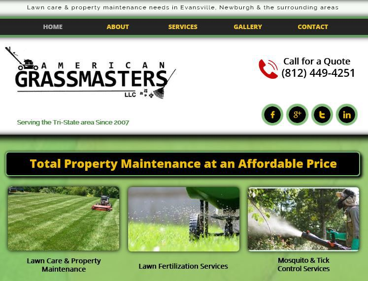 American GrassMasters Lawn Care & Property Maintenance