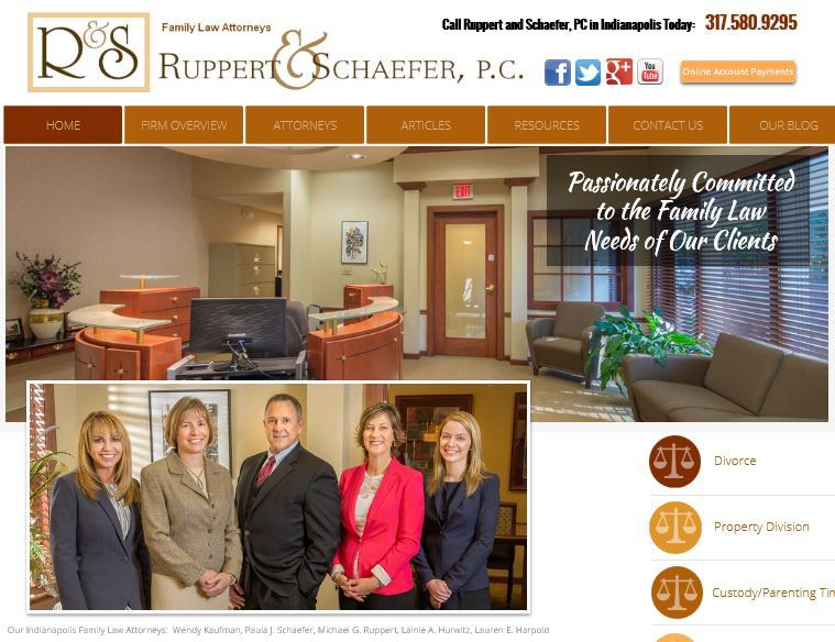 Ruppert & Schaefer, PC Family Law
