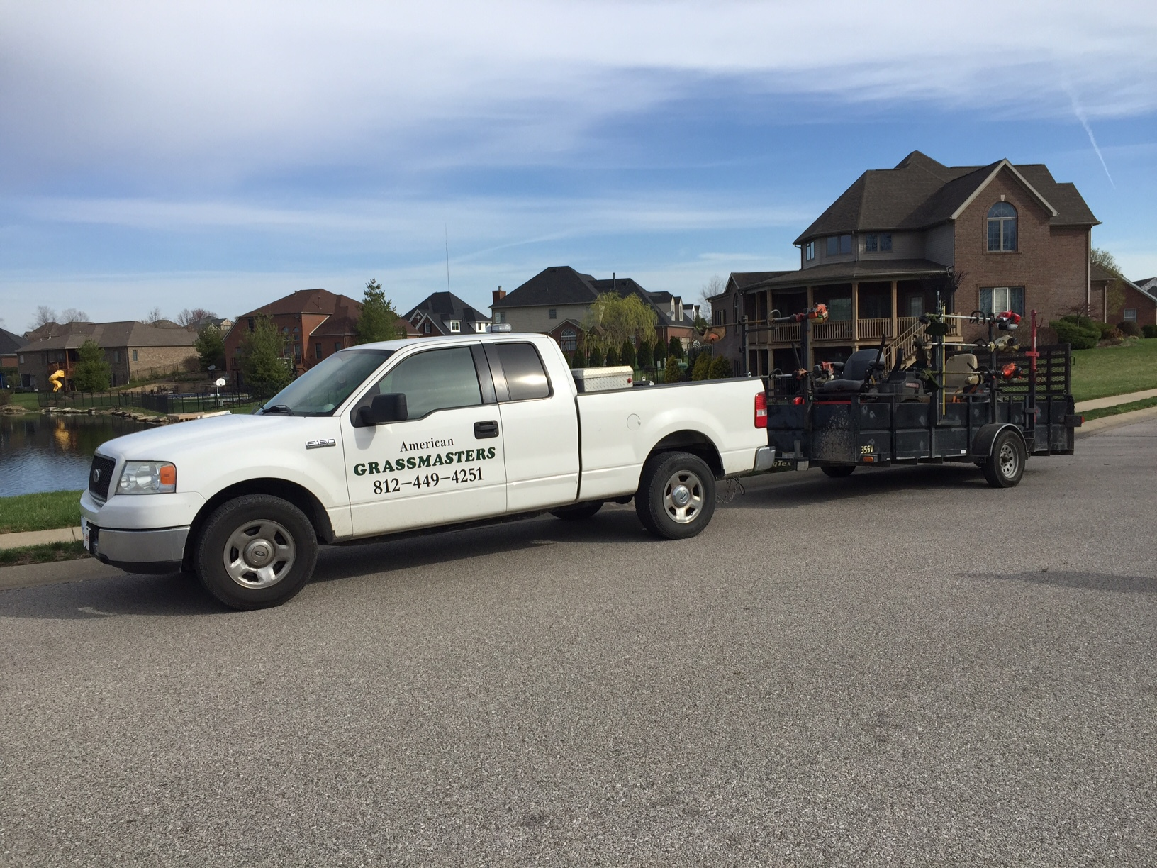 Lawncare Newburgh and Evansville Indiana
