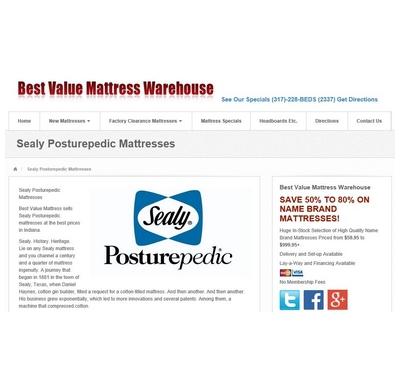 Best Value Mattress Testimonial