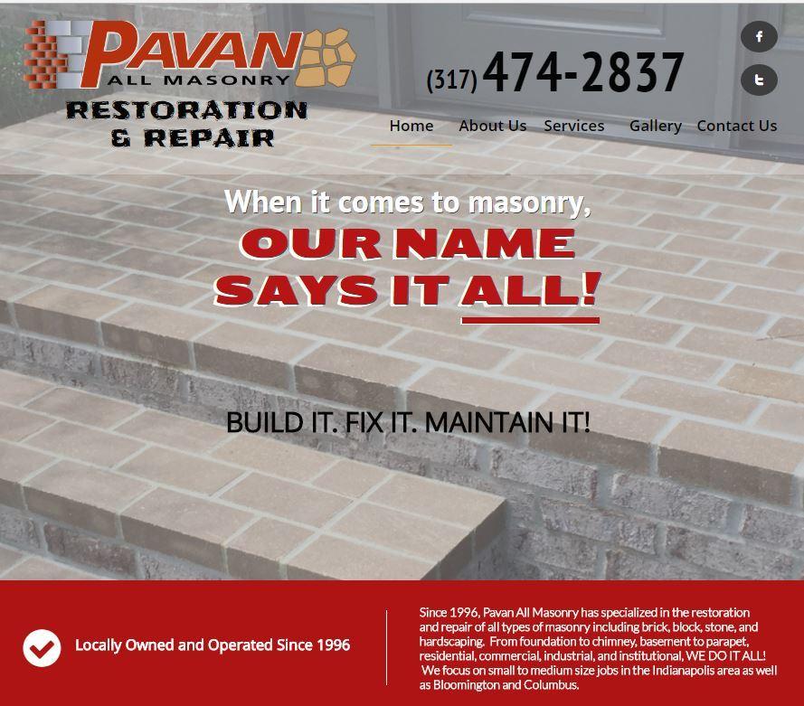 Pavan All Masonry