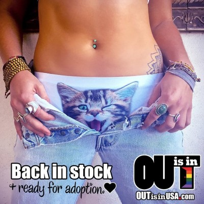 OUT is in USA     LGBTQ Clothing Line