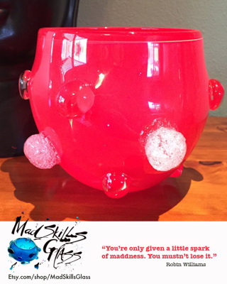 Mad Skills Glass