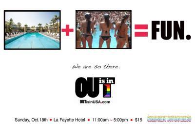 Lesbian Pool Party / LGBTQ Party