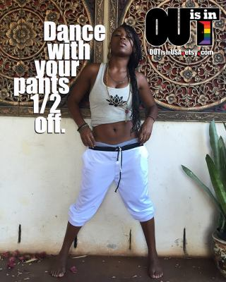 OUT is in USA Lesbian Dance