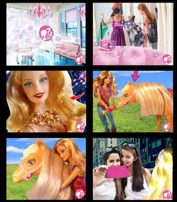Barbie TV Commercial MATTEL TOYS