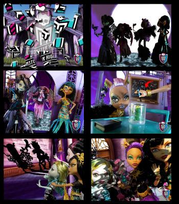 Monster High TV Commercial MATTEL TOYS
