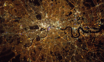 Ten Years in London