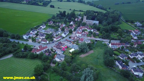 Village near Great Dunmow