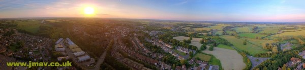 Great Dunmow sunset