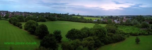 Village near Chelmsford, Essex