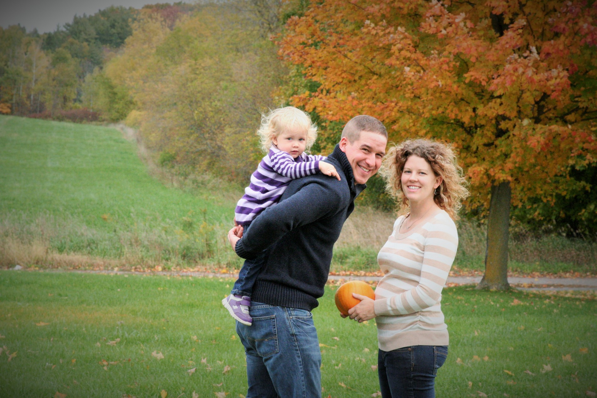 Fall family photo 2015