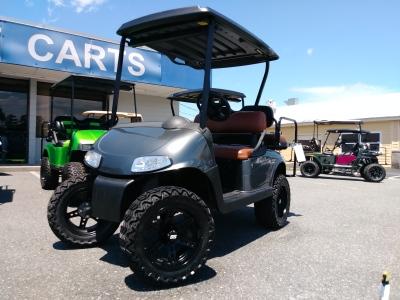 charcoal mist rxv custom ezgo golf cart
