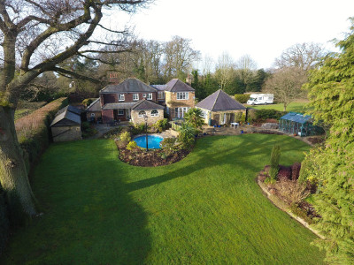 Can aerial photography sell a house?