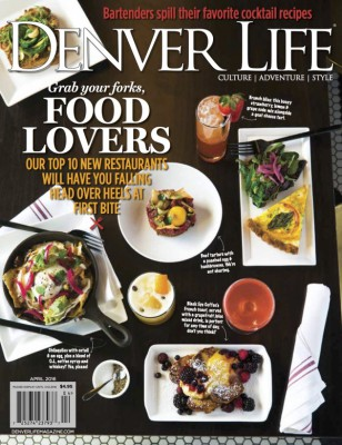 Bronde Ambition by Denver Life Magazine