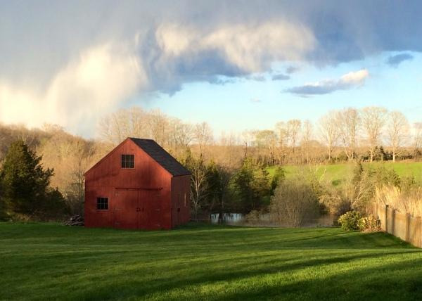The Hang-Out Barn