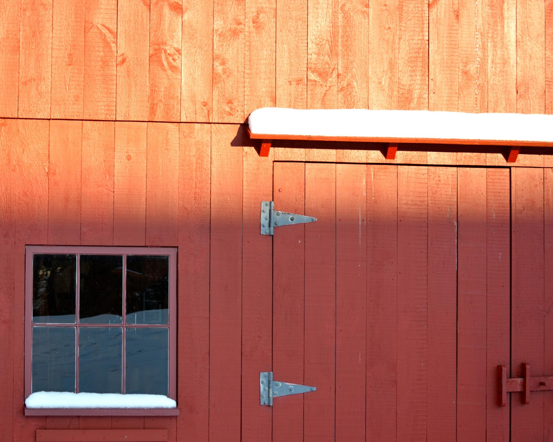 "The ""Hang-Out"" Barn"