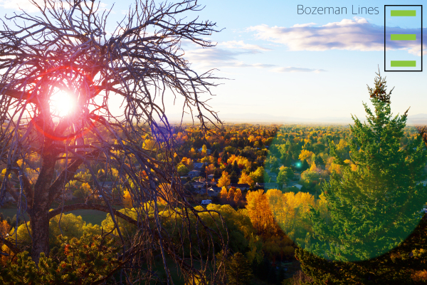 Bozeman Lines Photography