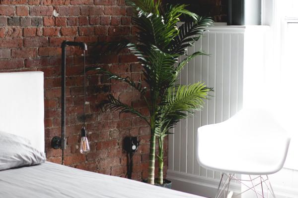 DIY: Hanging pipe light