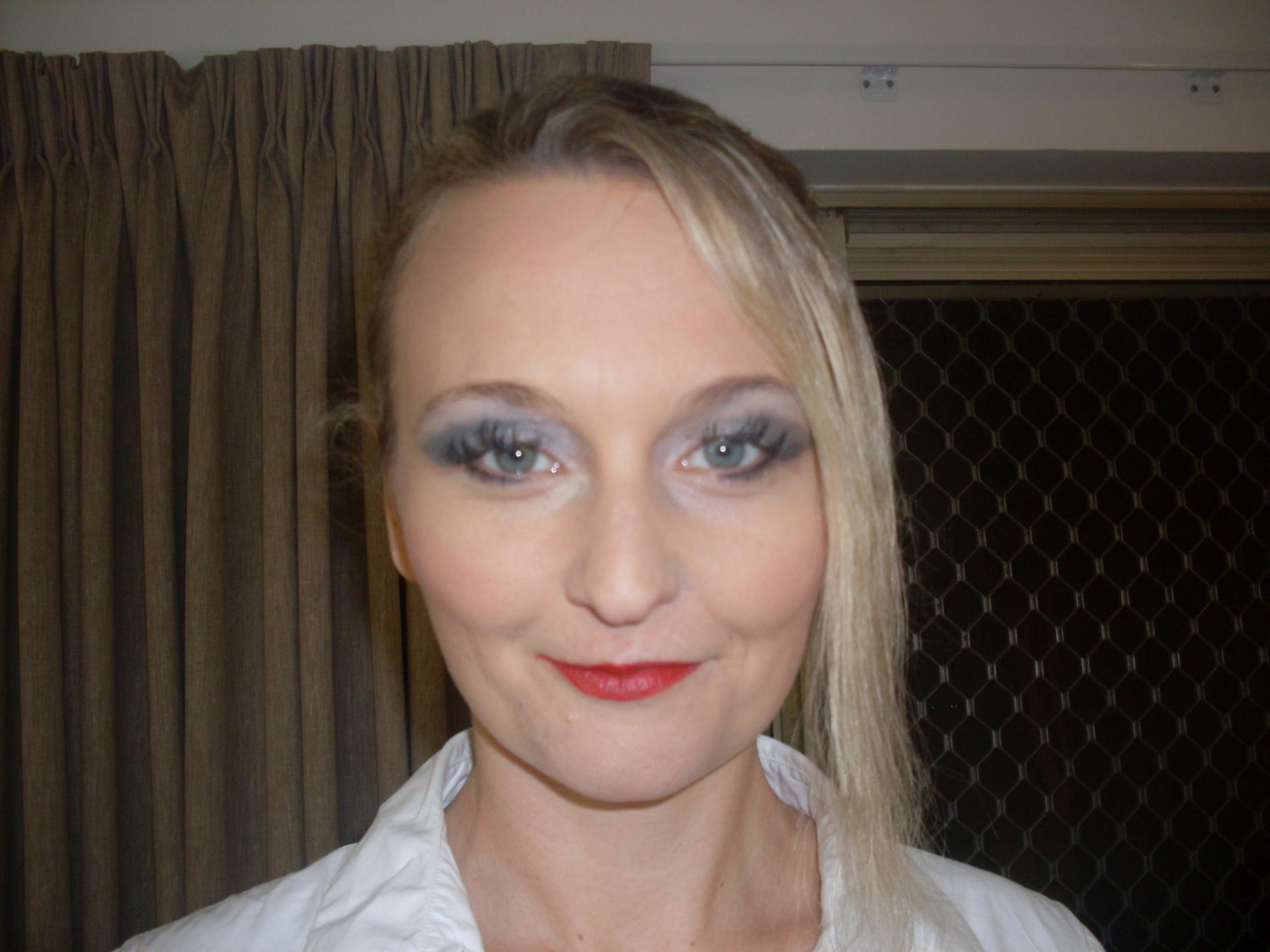 movie makeup hair stylist Ann-Marina Perth