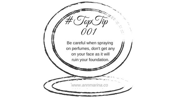 Top Tip #001