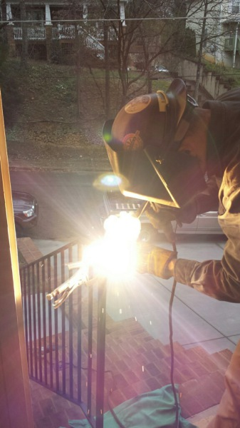 WE THANK YOU FOR YOUR INTEREST IN CHAMBERS WELDING & FABRICATION, CORP.