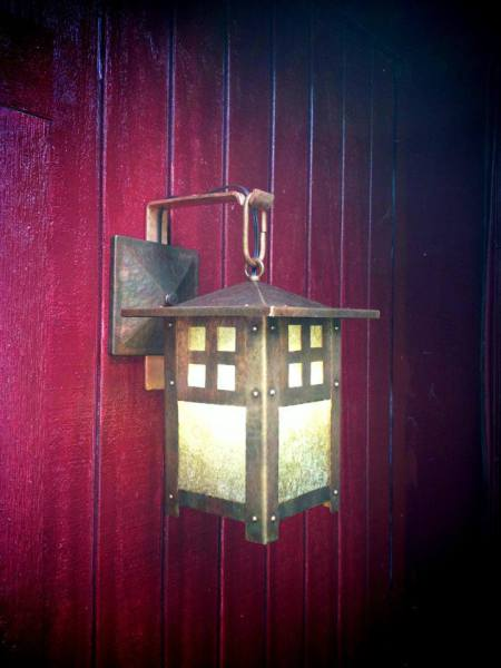 South Bay Lantern sconce