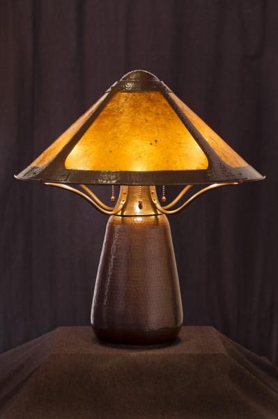 Van Erp Bullet Lamp