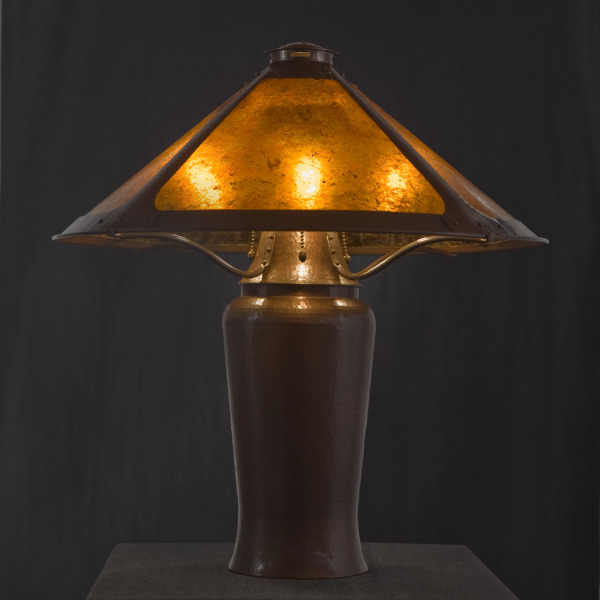 Van Erp Milk Can lamp